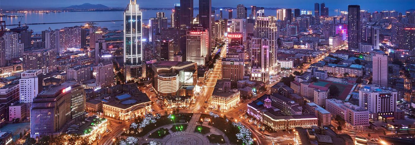 中国大連市